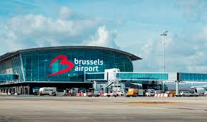 Brussels airport taxi